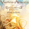 affiche VISIONS OF ATLANTIS + CHAOS MAGIC + MORLAS MEMORIA