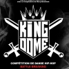affiche BATTLE KING DOME 2020