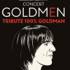 affiche GOLDMEN - 100 % TRIBUTE GOLDMAN