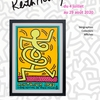 affiche Exposition Keith Haring
