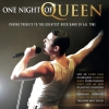 affiche ONE NIGHT OF QUEEN - PERFORMED BY - GARRY MULLEN & THE WORKS