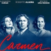 affiche CARMEN : BUS GRENOBLE + CARRE OR - STADE DE FRANCE