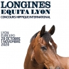affiche LONGINES GRAND PRIX - JUMPING ET SPECTACLE