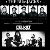 affiche THE RUMJACKS + CELKILT
