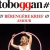 affiche BERENGERE KRIEF - AMOUR