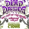 affiche THE DEAD DAISIES + THOSE DAMN CROWS