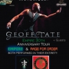 affiche GEOFF TATE - EMPIRE 30TH ANNIVERSARY TOUR