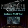 affiche FINAL FANTASY VII REMAKE - Orchestra World Tour